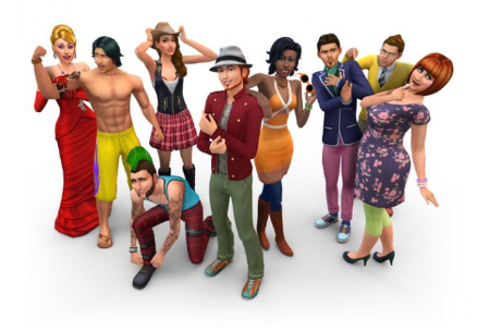 Powerful Creation of The Sims 4