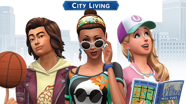 The Sims™ 4 City Living Expansion pack is coming!