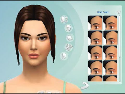 The Sims 4 Create A Sim Gameplay - Lara Croft Tomb Raider