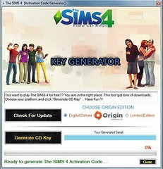 The Sims 4 Key Generator  Free Download No Survey [UPDATED]