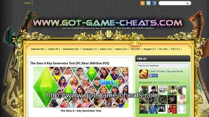 The Sims 4 Key Generator Tool Free Download • Sims 4 Stuff