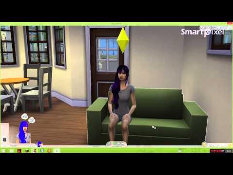 The Sims 4 Hair Glitch Fix
