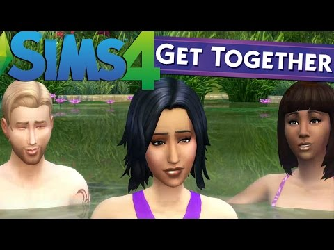 The Sims 4 Get Together: Clubs - THIS COULD BE GOOD? (Trailer Talk)