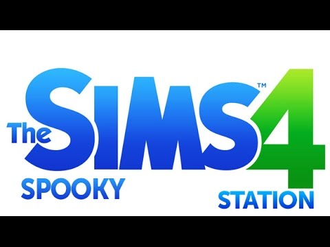The Sims 4 Spooky Station
