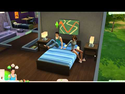 The Sims 4: Sims WooHoo | Exclusive Footage