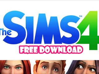 Free download the sims 4 game full PC