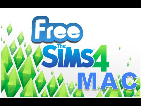 how to download the sims for free on mac