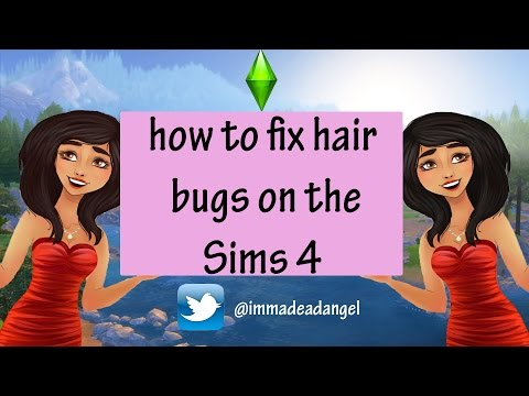 How to fix hair bugs and glitches on The Sims 4