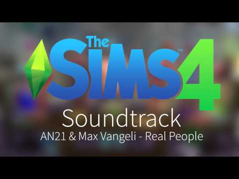 The Sims 4 - Soundtrack - AN21 & Max Vangeli - Real People
