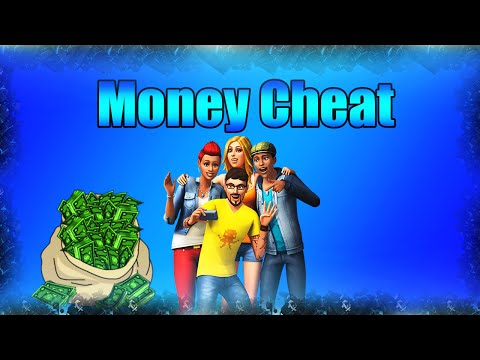 SIMS 4: INFINITE MONEY CHEAT ON PC