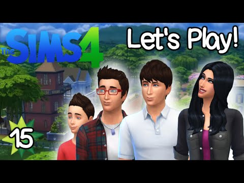 Let's Play: The Sims 4 - Teen Woohoo & Upgrades! (Part 15)