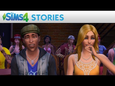 The Sims 4: E3 Official Stories Gameplay Trailer