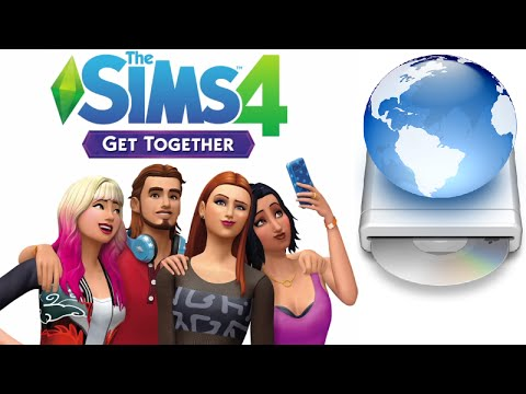 How to Install The Sims 4 Get Together & Previous DLC! Restaurant Expansion Coming Soon!