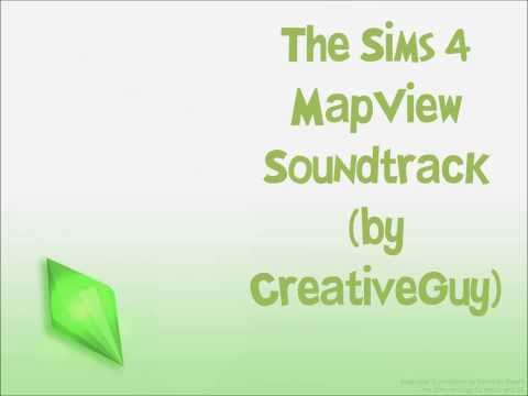 Sims 4 Soundtrack (MapView#1)