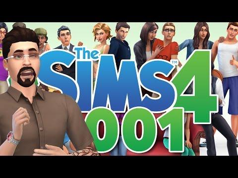 Käse im Kopf? - Die Sims 4 #001 - Let's Play [deutsch]