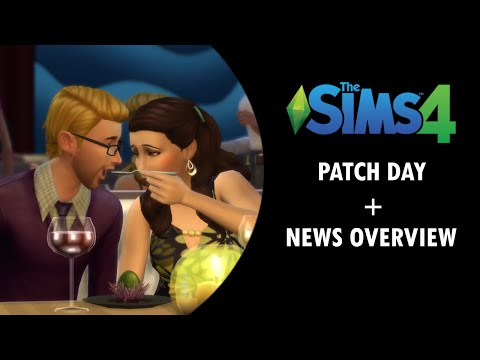 The Sims 4: Patch Day and News Overview