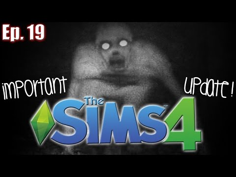 SCARIEST Character EVER (Vote NOW for Next Season's Theme!) - The Sims 4: Creepypasta Theme - Ep. 19
