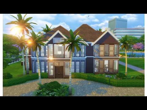 Sims 4 ► Family Dream Home + Download