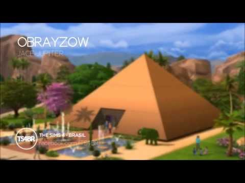 The Sims 4 SoundTrack: Obrayzow  – Jace Jupiter