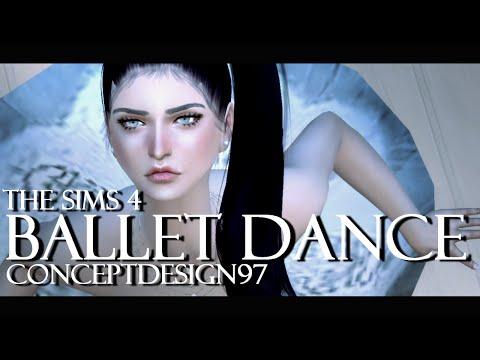 The sims 4 - MMD dance : Ballet dance *DOWNLOAD*
