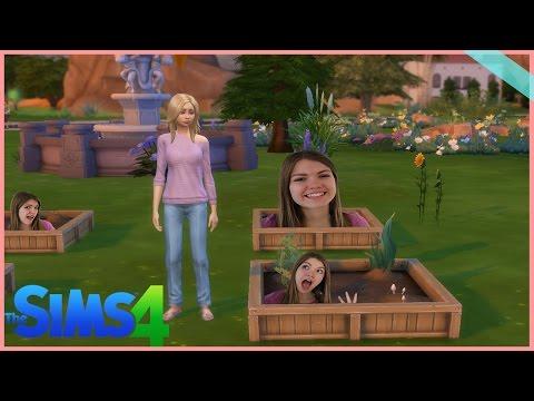 Sims4: Garden Challenge! [2]