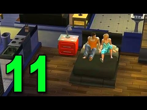The Sims 4 - Part 11 - Finally WooHoo'ing Again! (Let's Play / Walkthrough / Gameplay)