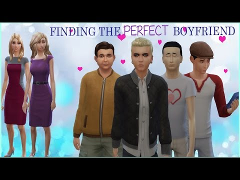 Sims4: Audrey and Jordan's Boyfriends! [6]