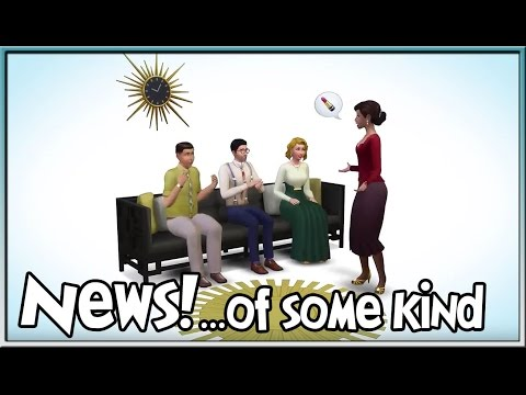 The Sims 4 Info/Thoughts: News Coming This Week!
