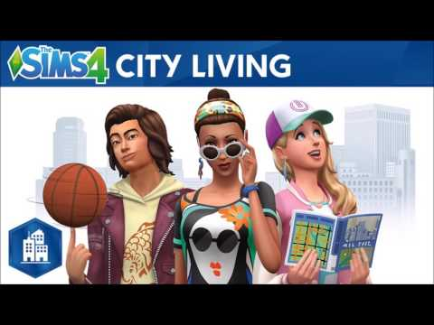 tegan and sara-Stop Desire  ( simlish version) The sims 4 city living