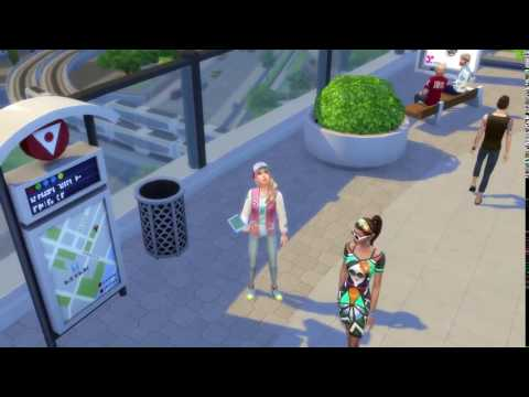 The Sims 4 City Living: Trailer Teaser