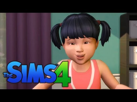 The Sims 4: Toddlers Are Here Trailer