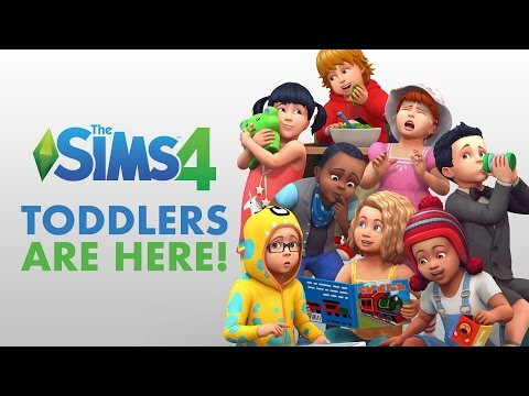 SIMS 4 TODDLERS ARE HERE | Official Trailer
