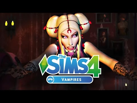 The Sims 4 VAMPIRES Game Pack | Reaction (Trailer)