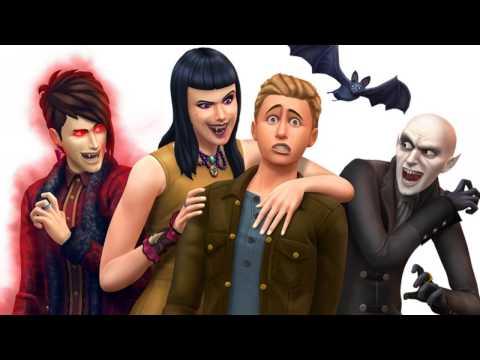 Sims 4 Vampire Soundrack - Snakes by Zz Ward