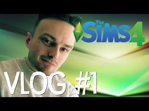 Sims 4 Bowling Night Stuff? - Vlog #1