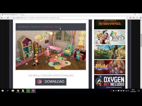 The Sims 4 Toddlers Download UPDATE for Game The Sims 4