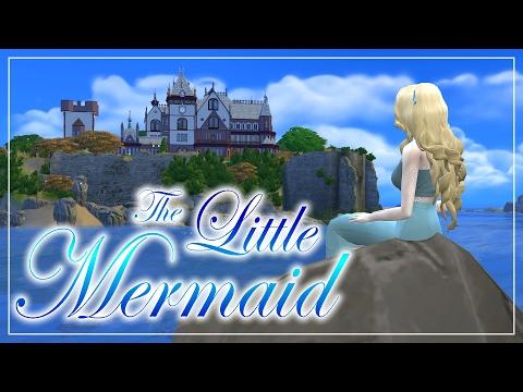Sims 4 Fairytale: The Little Mermaid (Trailer)