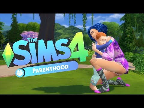 THE SIMS 4 PARENTHOOD GAME PACK!