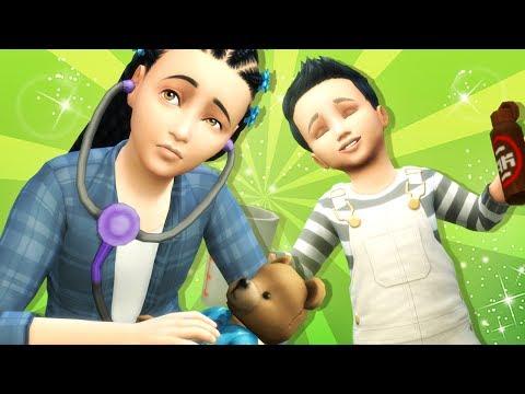 The Sims 4: Parenthood - (Gameplay)