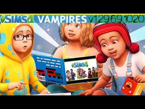 How to download The Sims 4  all DLC - Toddlers - Vampires  - Bowling [100% WORK] Voice Over Proof