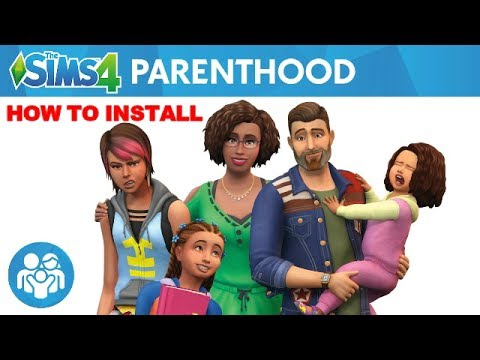 HOW TO DOWNLOAD THE SIMS 4 PARENTHOOD FOR FREE | Games4theworld | 2017 | KarmaTastic