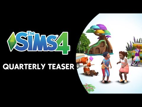 The Sims 4: Third Quarter Teaser Trailer (ENGLISH)