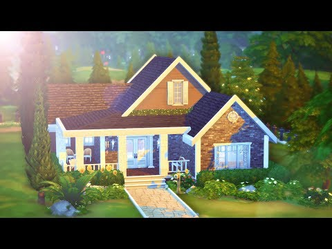 The Sims 4: Speed Build | Sister's Home