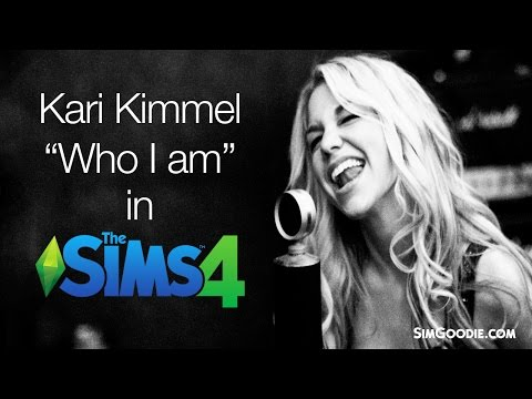 Kari Kimmel - Who I am [Simlish] [The Sims 4]