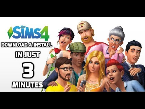 Download and Install The Sims 4 Free on PC in just 3 Minutes || Simple & Fastv