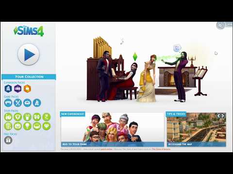 How To Download The Sims 4 Deluxe Edition For Free on PC - All DLC's ( Full Version )