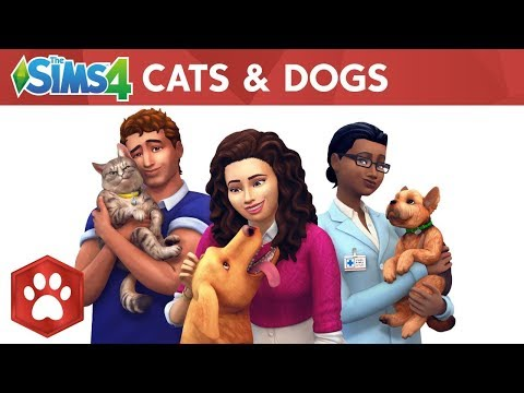 Download The Sims 4 - Cats & Dogs CRACKED (v1.36.102.1020)