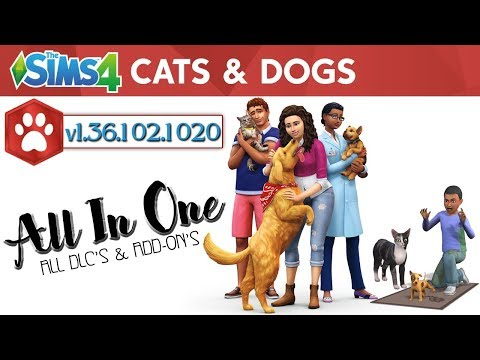 The Sims 4 (v1.36.102.1020) ALL IN ONE (Deluxe Edition) All DLC's & Add-Ons