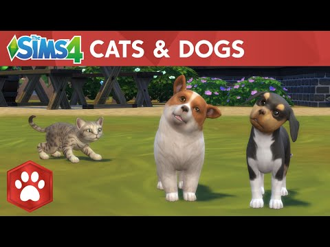 The Sims 4 Cats & Dogs: Official Launch Trailer