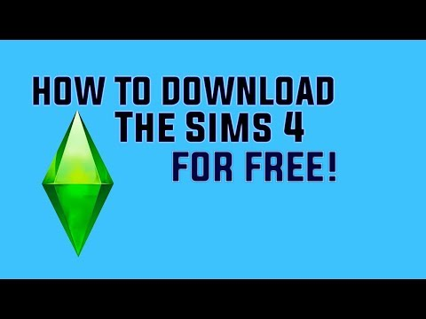 How to Download the Sims 4 for FREE! ALL DLC, VAMPIRES, PARENTHOOD (2017)